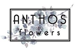 anthos flower logo